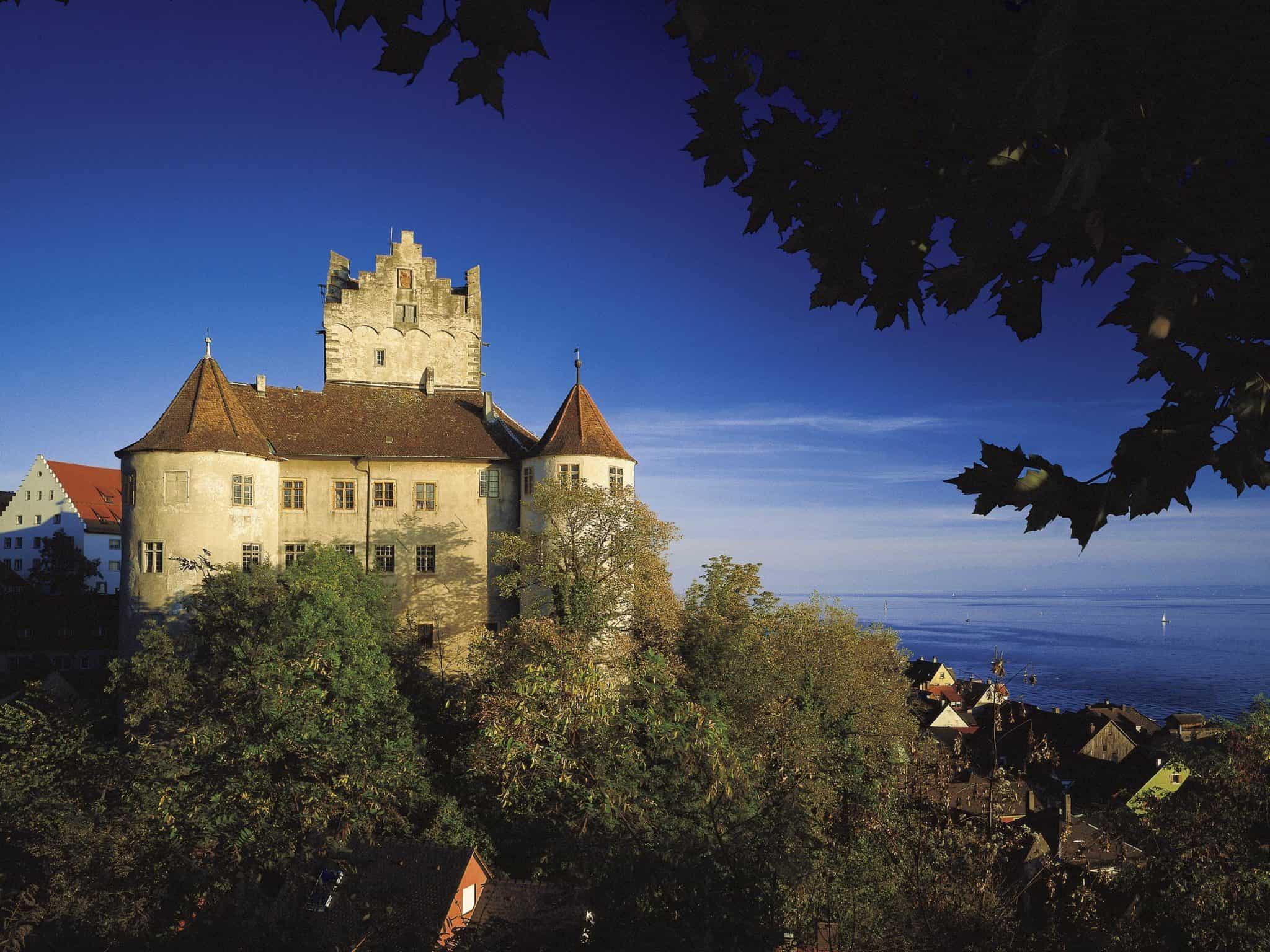 Ferienwohnung Meersburg Die Burg