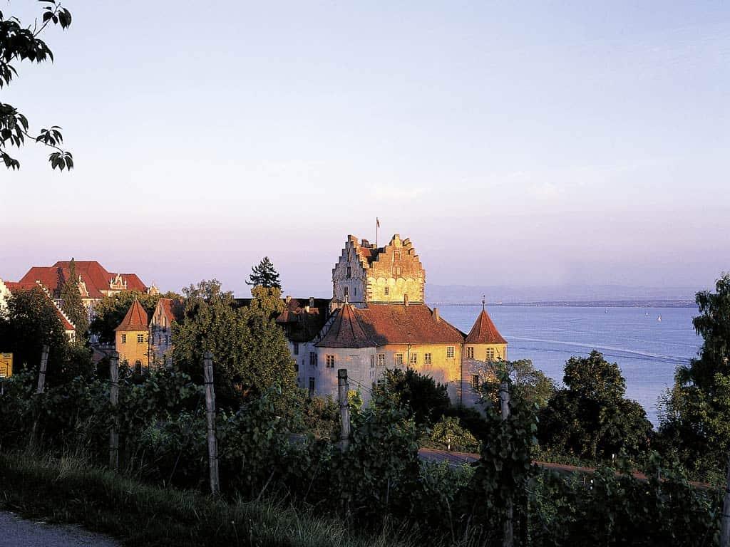 Ferienwohnung Meersburg Schloß Und Burg