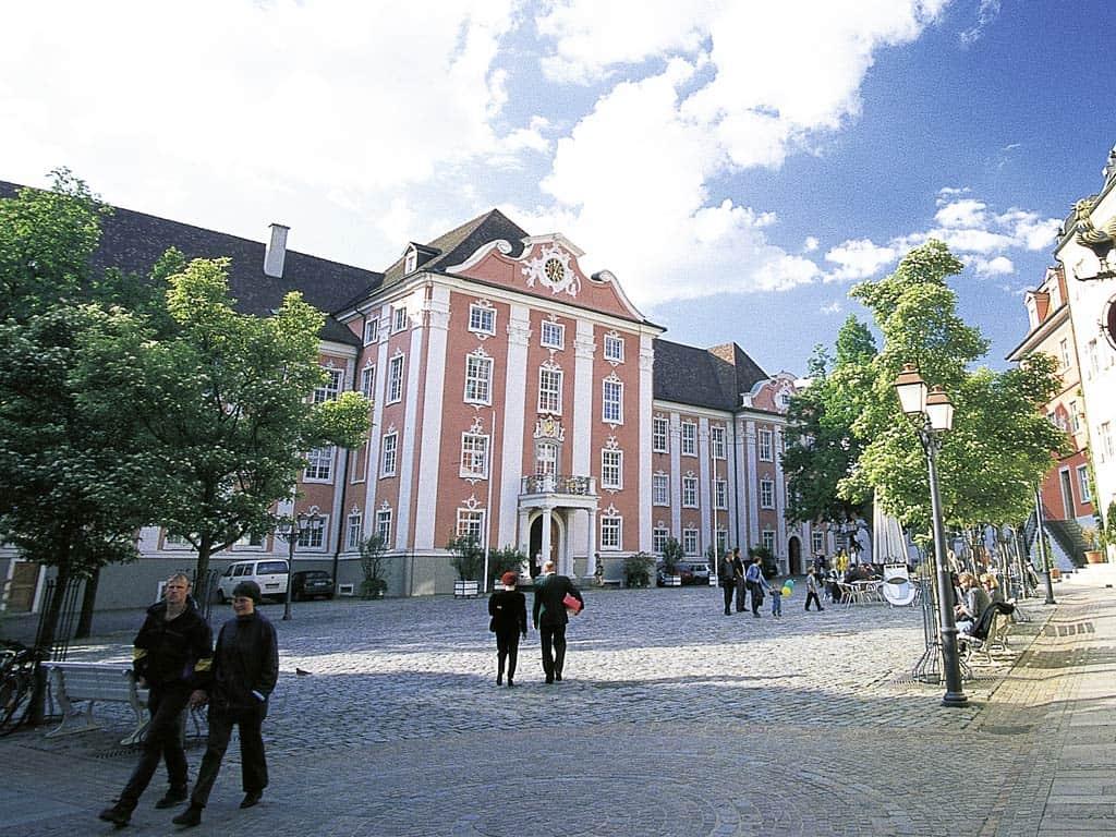 Ferienwohnung Meersburg Schloßplatz