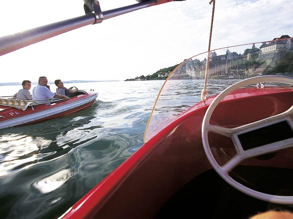 Ferienwohnung Meersburg Treetboot