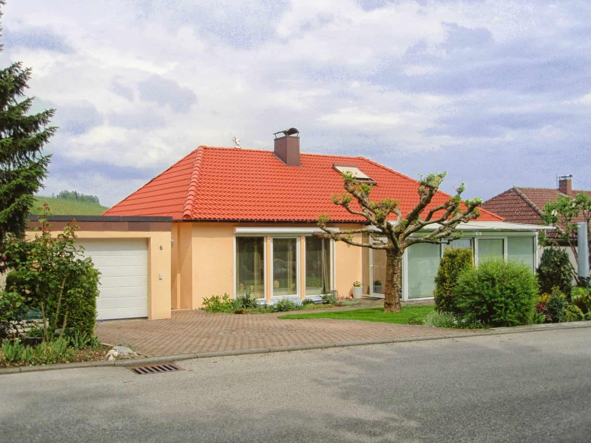 Ferienwohnung Meersburg Das Haus